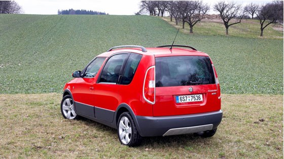 skoda roomster scout 1 9 tdi 2007 review by car magazine. Black Bedroom Furniture Sets. Home Design Ideas